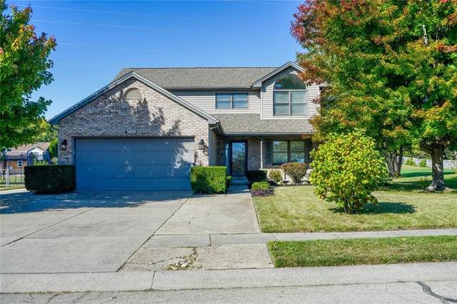 3804 Greenbriar Drive, Columbus, IN 47203 (MLS #21743519) :: Mike Price Realty Team - RE/MAX Centerstone