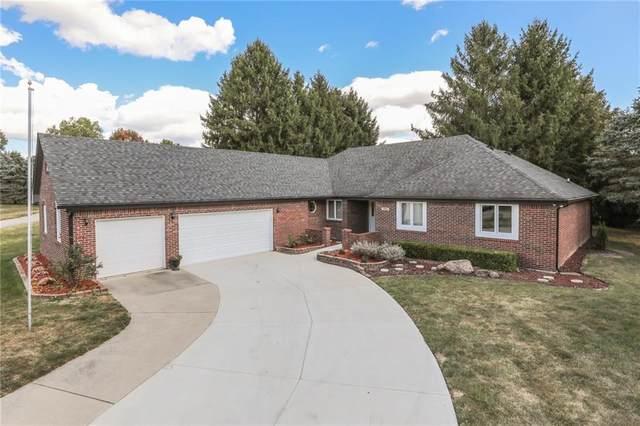 269 Sunrise Circle, Greenwood, IN 46142 (MLS #21743531) :: Heard Real Estate Team | eXp Realty, LLC