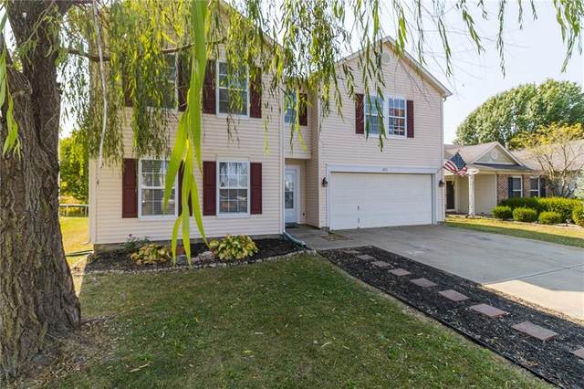 6513 W Philadelphia Drive, Mccordsville, IN 46055 (MLS #21743536) :: Richwine Elite Group