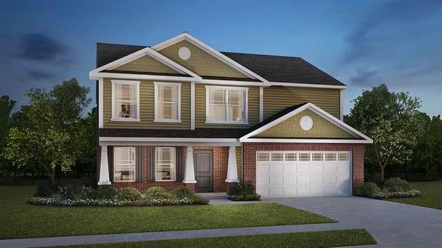 8782 Blackburn Street, Fortville, IN 46040 (MLS #21743541) :: Heard Real Estate Team | eXp Realty, LLC