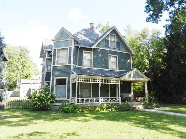 825 Woodruff Place West Drive, Indianapolis, IN 46201 (MLS #21743568) :: AR/haus Group Realty