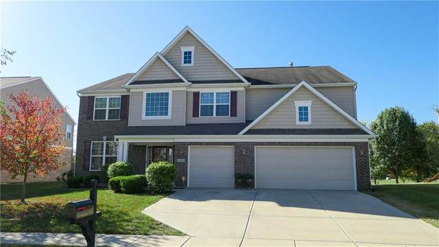 10519 Pokagon Way, Indianapolis, IN 46239 (MLS #21743576) :: The ORR Home Selling Team