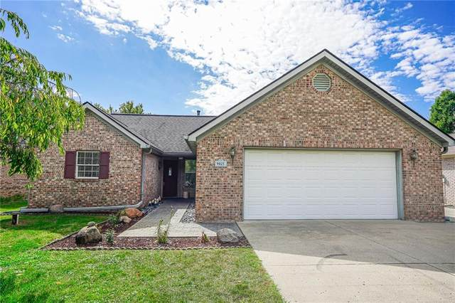 9025 E 12th Street, Indianapolis, IN 46229 (MLS #21743578) :: The ORR Home Selling Team