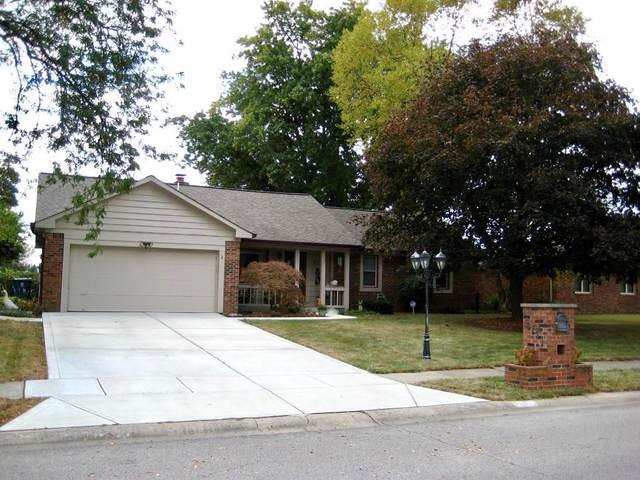 6731 Balmoral Road, Indianapolis, IN 46241 (MLS #21743583) :: Richwine Elite Group