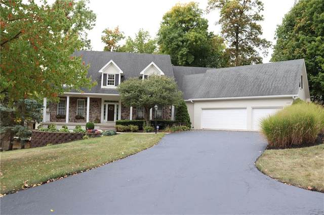 12295 Ridgeside Road, Indianapolis, IN 46256 (MLS #21743590) :: Mike Price Realty Team - RE/MAX Centerstone