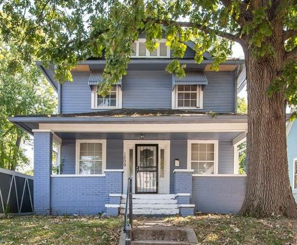 1209 N Tuxedo Street, Indianapolis, IN 46201 (MLS #21743594) :: Mike Price Realty Team - RE/MAX Centerstone