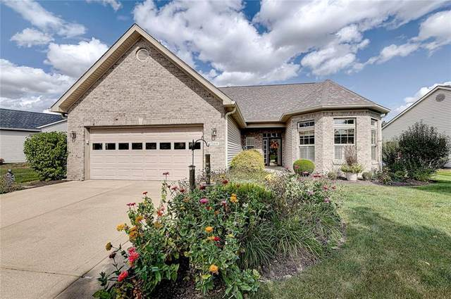 17144 Willis Drive, Noblesville, IN 46062 (MLS #21743600) :: Mike Price Realty Team - RE/MAX Centerstone