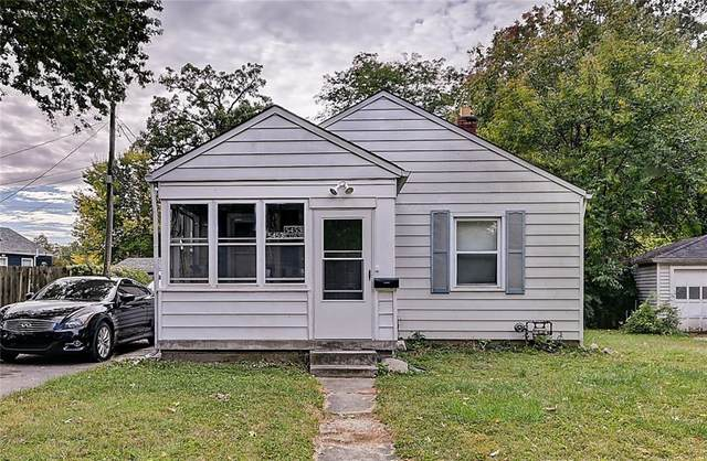 5453 E 17th Street, Indianapolis, IN 46218 (MLS #21743601) :: AR/haus Group Realty