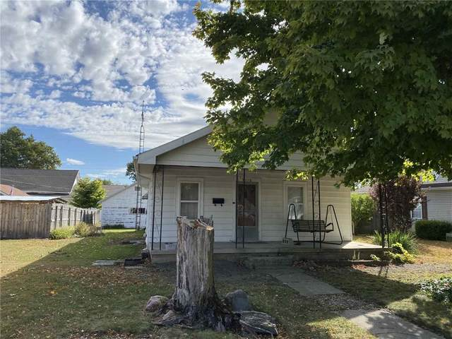 2110 Roosevelt Avenue, New Castle, IN 47362 (MLS #21743605) :: Anthony Robinson & AMR Real Estate Group LLC