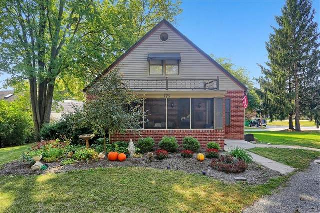 775 W Hawthorne Street, Zionsville, IN 46077 (MLS #21743609) :: The ORR Home Selling Team