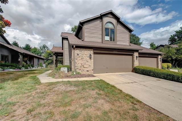 2342 Calaveras Way, Indianapolis, IN 46240 (MLS #21743611) :: Anthony Robinson & AMR Real Estate Group LLC