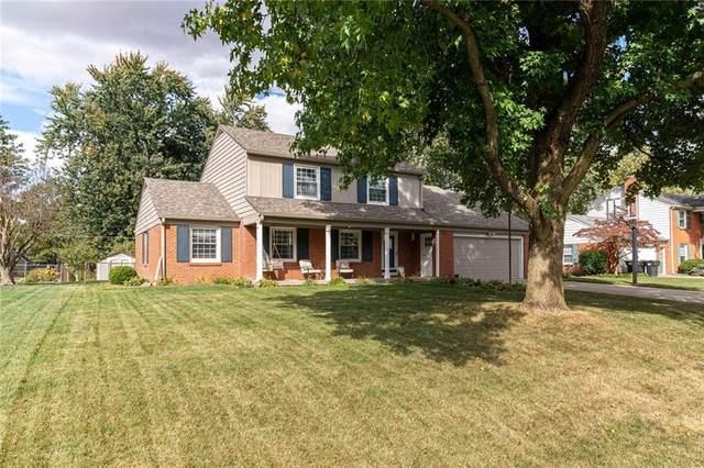 1816 Kingsley Drive, Anderson, IN 46011 (MLS #21743613) :: The ORR Home Selling Team