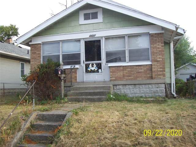1743 E Tabor Street, Indianapolis, IN 46203 (MLS #21743619) :: AR/haus Group Realty