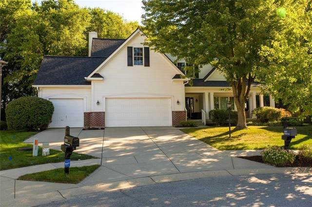 12243 Bedrock Court, Fishers, IN 46037 (MLS #21743624) :: Mike Price Realty Team - RE/MAX Centerstone