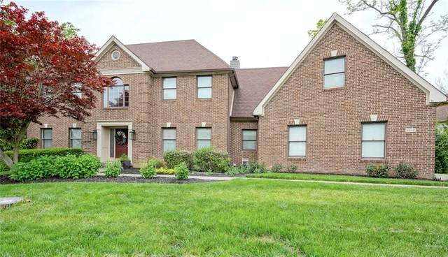 8646 Sturgen Bay Lane, Indianapolis, IN 46236 (MLS #21743626) :: The ORR Home Selling Team