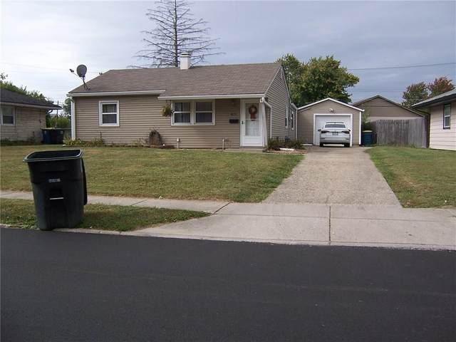 4910 Barlow Drive #0, Lawrence, IN 46226 (MLS #21743629) :: Richwine Elite Group