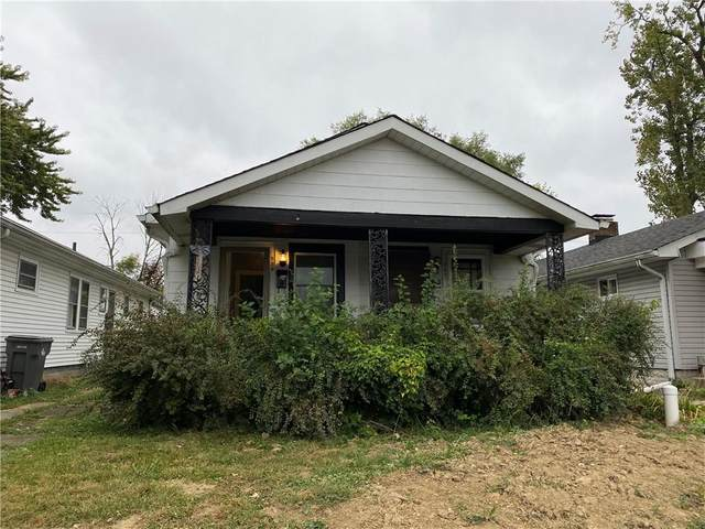 937-939 N Drexel Avenue, Indianapolis, IN 46201 (MLS #21743638) :: Heard Real Estate Team | eXp Realty, LLC