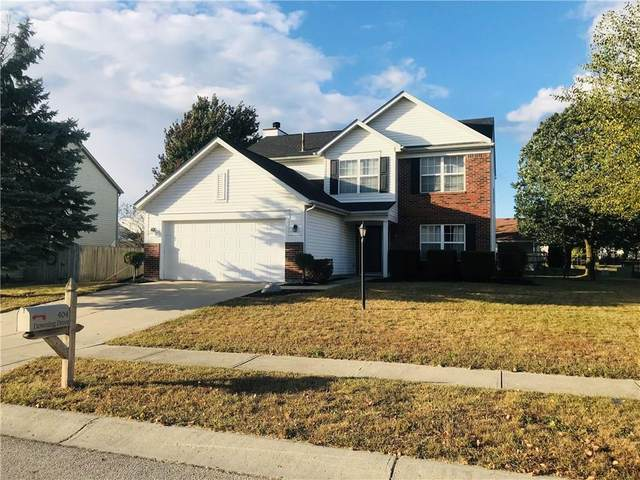 404 Downing Drive, Greenwood, IN 46143 (MLS #21743653) :: AR/haus Group Realty