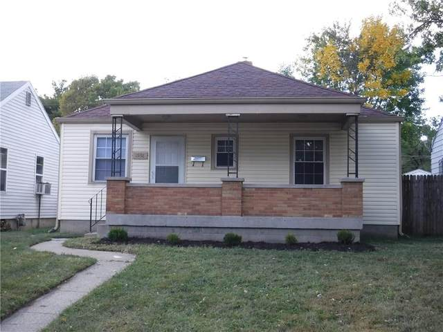 1938 N Linwood Avenue, Indianapolis, IN 46218 (MLS #21743666) :: AR/haus Group Realty