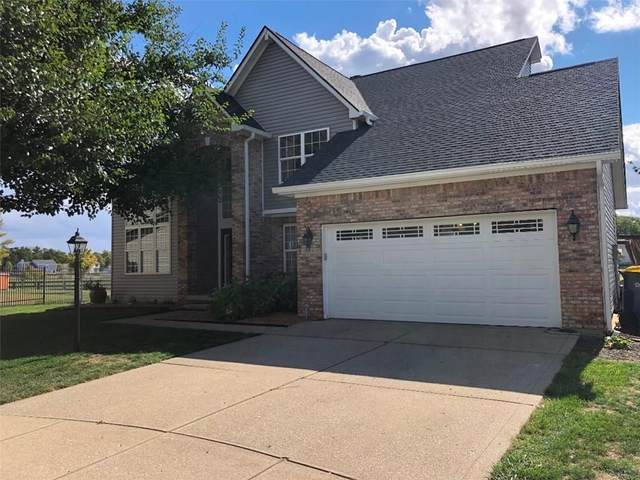 3665 Sommersworth Lane, Indianapolis, IN 46228 (MLS #21743671) :: Richwine Elite Group