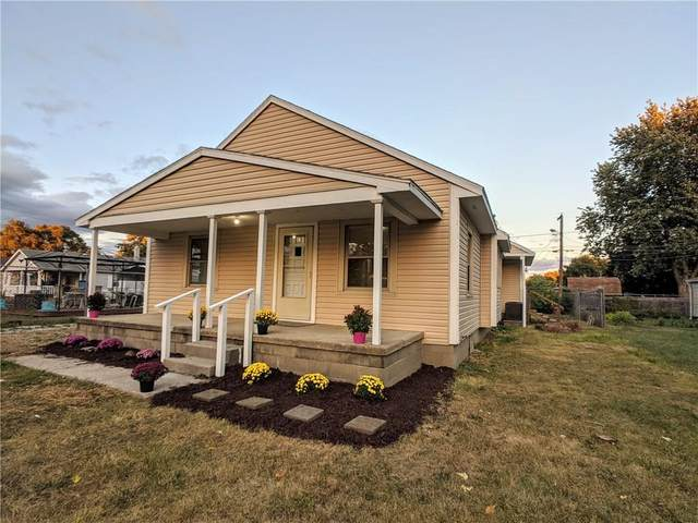 811 S Fleming Street, Indianapolis, IN 46241 (MLS #21743680) :: Heard Real Estate Team | eXp Realty, LLC