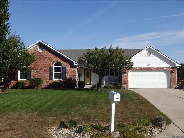 5120 Lacy Place, Greenwood, IN 46142 (MLS #21743682) :: AR/haus Group Realty