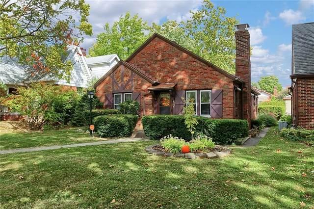 975 N Layman Avenue, Indianapolis, IN 46219 (MLS #21743684) :: Heard Real Estate Team | eXp Realty, LLC