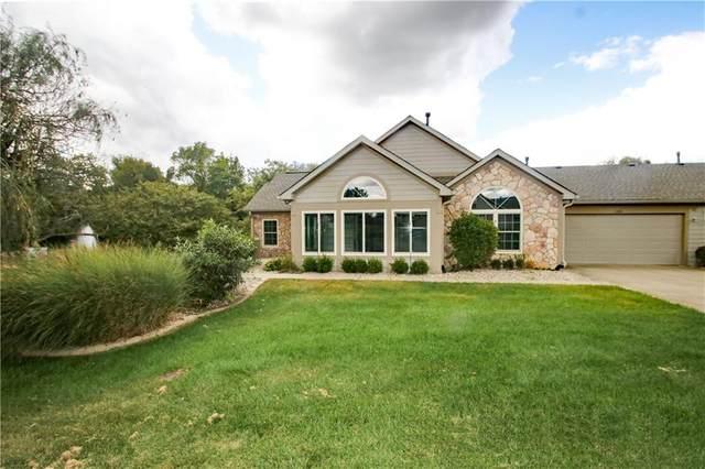 1142 Deerbrook Trail, Greenwood, IN 46142 (MLS #21743686) :: Richwine Elite Group