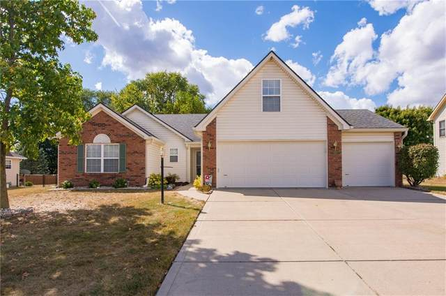 558 Prince Drive, Greenwood, IN 46142 (MLS #21743700) :: The ORR Home Selling Team
