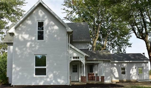 6953 N State Road 29, Frankfort, IN 46041 (MLS #21743712) :: Heard Real Estate Team | eXp Realty, LLC