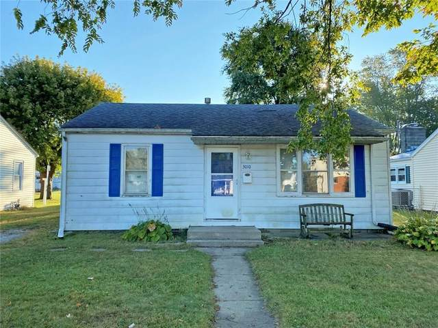 3010 S 23rd Street, New Castle, IN 47362 (MLS #21743714) :: The Evelo Team