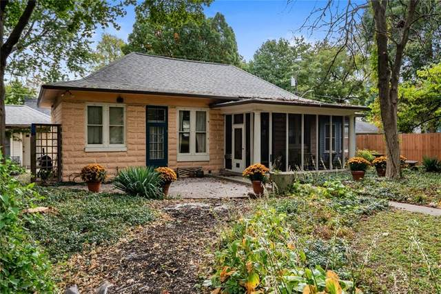 685 Woodruff Place Middle Drive, Indianapolis, IN 46201 (MLS #21743715) :: Richwine Elite Group