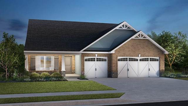 7201 Wooden Grange Drive, Indianapolis, IN 46259 (MLS #21743719) :: Richwine Elite Group