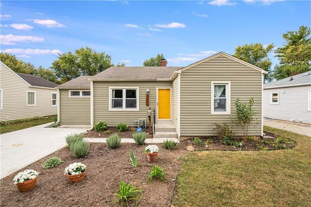 5256 Crittenden, Indianapolis, IN 46220 (MLS #21743729) :: The Evelo Team