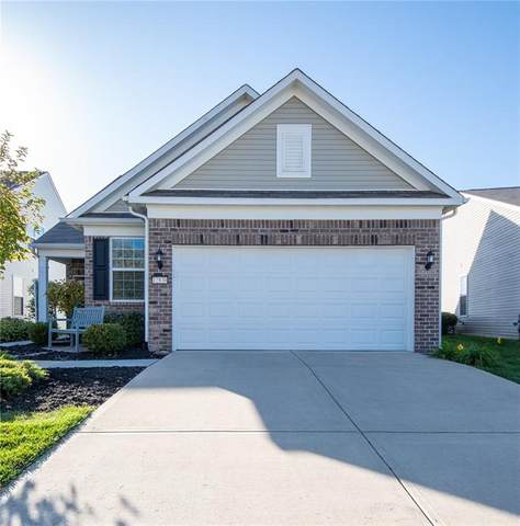 12838 Gloria Drive, Fishers, IN 46037 (MLS #21743737) :: AR/haus Group Realty