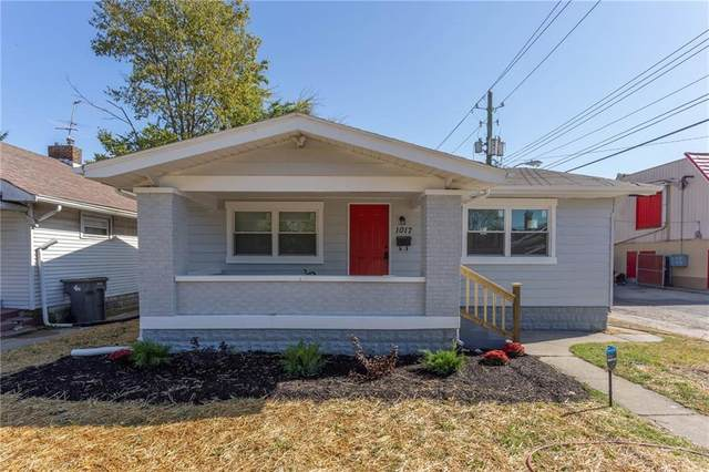 1017 N Denny Street, Indianapolis, IN 46201 (MLS #21743743) :: Heard Real Estate Team | eXp Realty, LLC
