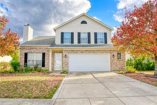 1631 Blankenship Drive, Indianapolis, IN 46217 (MLS #21743744) :: Mike Price Realty Team - RE/MAX Centerstone