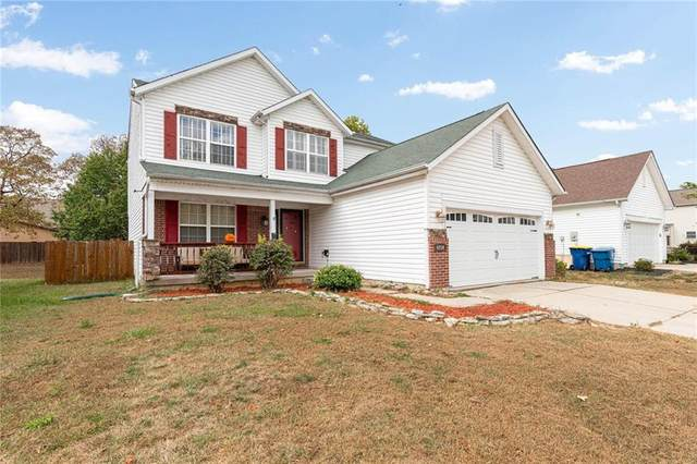 6854 Governors Point Drive, Indianapolis, IN 46217 (MLS #21743756) :: AR/haus Group Realty