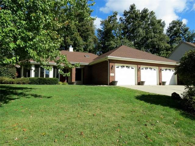 6072 Acorn Drive, Columbus, IN 47201 (MLS #21743783) :: Mike Price Realty Team - RE/MAX Centerstone