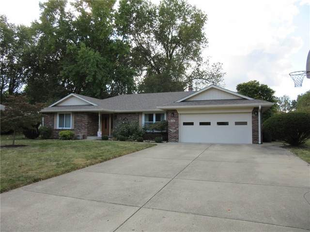 728 Happy Hollow Court, Greenwood, IN 46142 (MLS #21743784) :: Richwine Elite Group