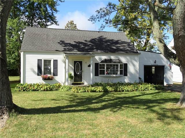 4001 N Glenwood, Muncie, IN 47304 (MLS #21743794) :: AR/haus Group Realty