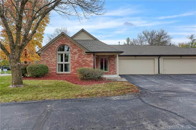 1792 Cloister Drive, Indianapolis, IN 46260 (MLS #21743828) :: Anthony Robinson & AMR Real Estate Group LLC