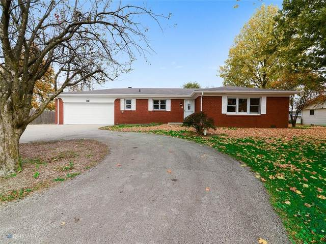 3825 S Indianapolis Road, Lebanon, IN 46052 (MLS #21743858) :: Mike Price Realty Team - RE/MAX Centerstone