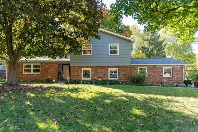 8072 Taunton Road, Indianapolis, IN 46260 (MLS #21743862) :: Mike Price Realty Team - RE/MAX Centerstone
