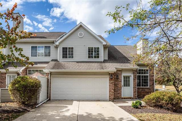 5742 Mignon Drive, Indianapolis, IN 46254 (MLS #21743867) :: AR/haus Group Realty