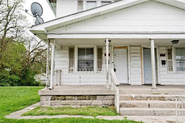 450 N Kealing Avenue, Indianapolis, IN 46201 (MLS #21743871) :: Mike Price Realty Team - RE/MAX Centerstone