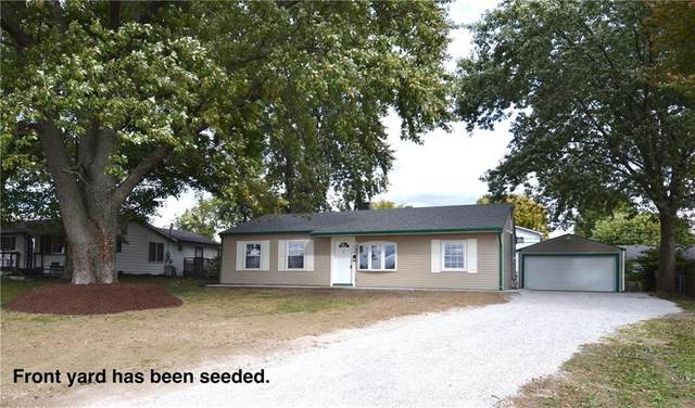 19 N Middle Street, Greenwood, IN 46143 (MLS #21743877) :: The Evelo Team