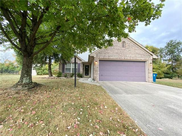 6142 Oakbay Court, Indianapolis, IN 46237 (MLS #21743881) :: Richwine Elite Group