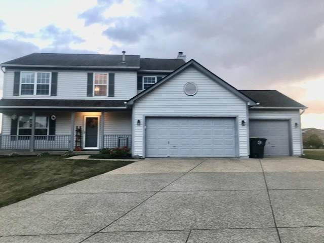 10013 Sandover Lane, Indianapolis, IN 46236 (MLS #21743883) :: AR/haus Group Realty
