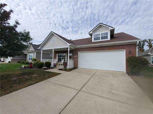 1626 Leisure Way, Greenfield, IN 46140 (MLS #21743896) :: Mike Price Realty Team - RE/MAX Centerstone